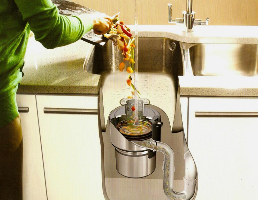 Как выбрать измельчитель пищевых отходов: ISE Evolution 100/200 или FRANKE TP75?