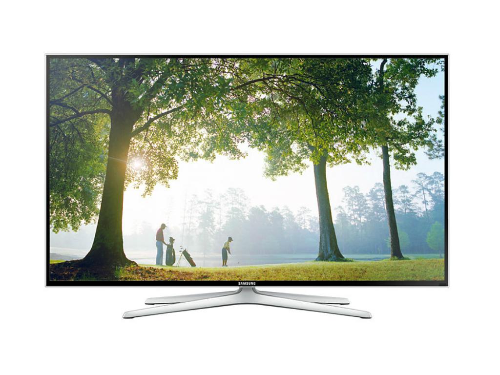 Пропадает изображение на телевизоре Samsung UE40H6400AK после включения