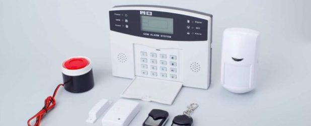 Комплект сигнализации для дома