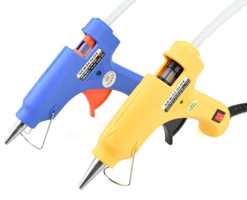 Клеевой термопистолет для рукоделия и прочих нужд: как выбрать, использовать и ремонтировать