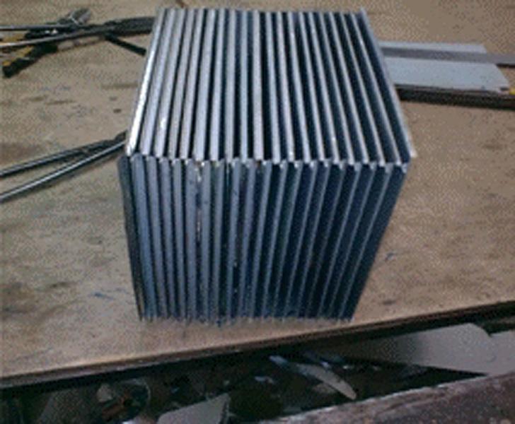 Теплообменник пластинчатый для рекуператора Блочный теплообменник Машимпэкс (GEA) BT40 Петрозаводск