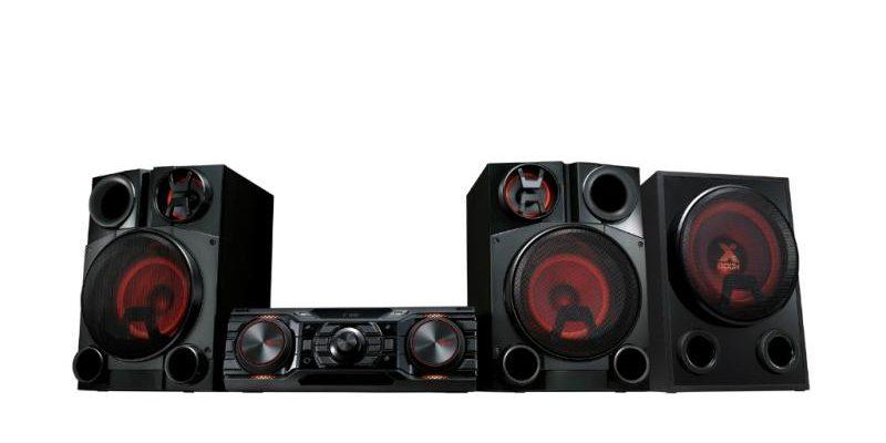 Музыкальный центр LG CM8450