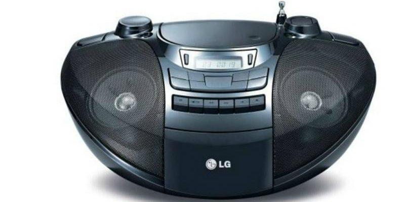 Магнитола LG LPC 54