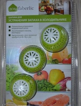 Средство для устранения запаха в холодильнике Faberlic