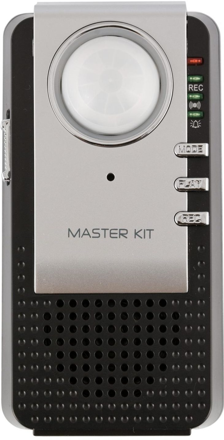 Звуковой оповещатель МТ-1020