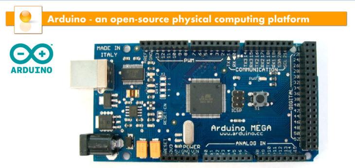 Arduino умный дом