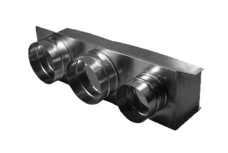 Воздухораспределительный адаптер канального кондиционера