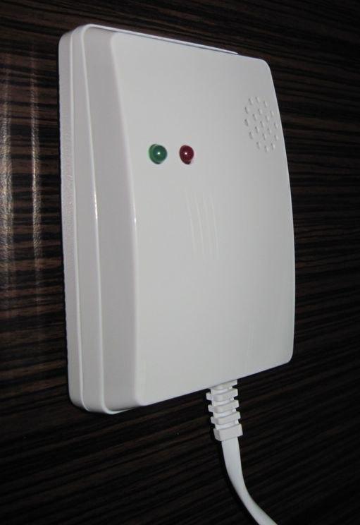 Беспроводной датчик утечки газа
