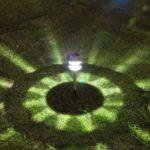 Грибовидный светильник