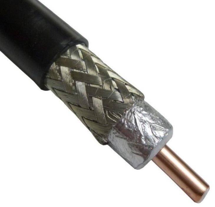Коаксикальный кабель