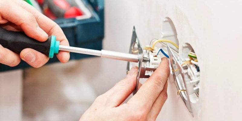 подключение розеток, переключателей, выключателей и т.д.