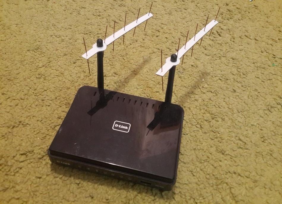 Увеличить радиус действия wifi своими руками 47