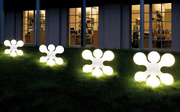 Светильники для декоративного освещения