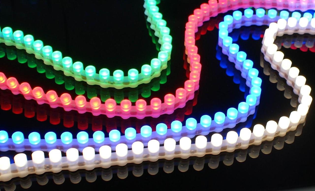 Как соединить светодиодные ленты: пошаговая инструкция