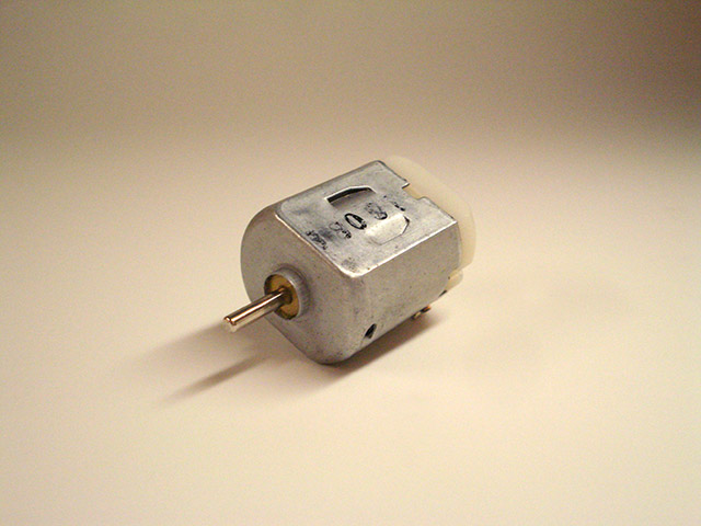 Электромотор для систем Arduino