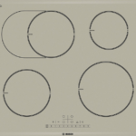 Индукционная варочная панель Bosch PIB 673F17E