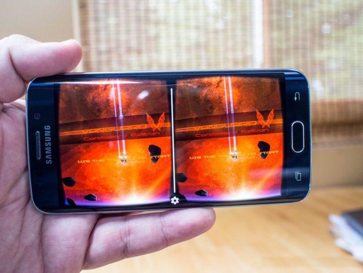 Игра в VR на телефоне
