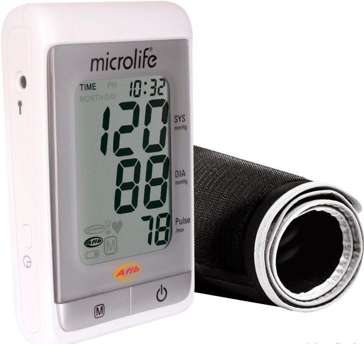 Автоматический тонометр Microlife BP A110