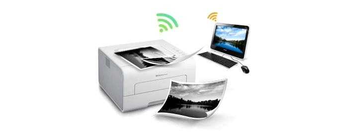 Подключение устройства через Wi-Fi