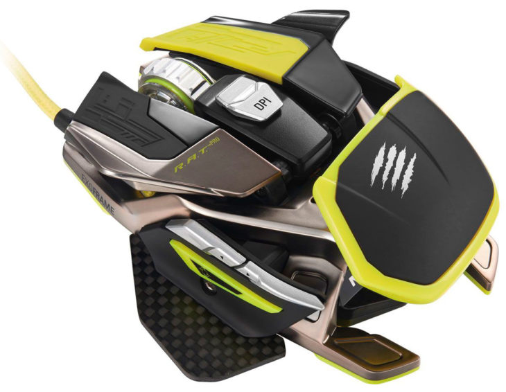 Мышь Mad Catz R.A.T. PRO X Ultimate Gaming Mouse
