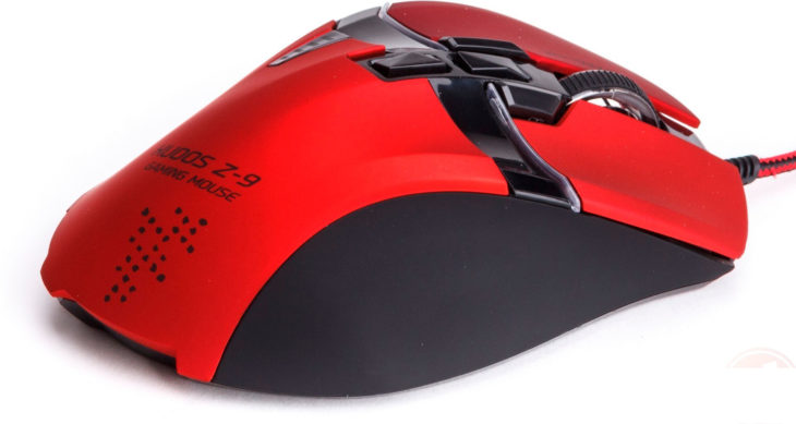 Компьютерная мышь SPEEDLINK KUDOS Z-9