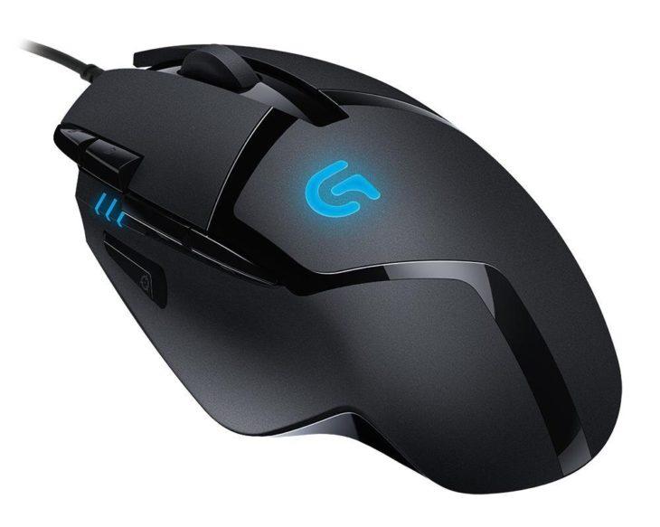 Компьютерная мышь Logitech G402 Hyperion Fury