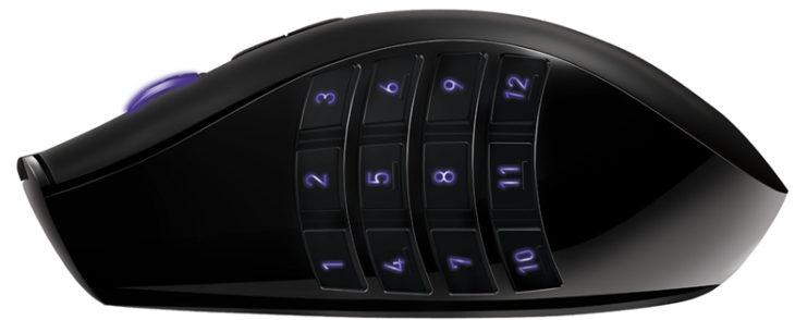 Компьютерная мышь с дополнительными кнопками