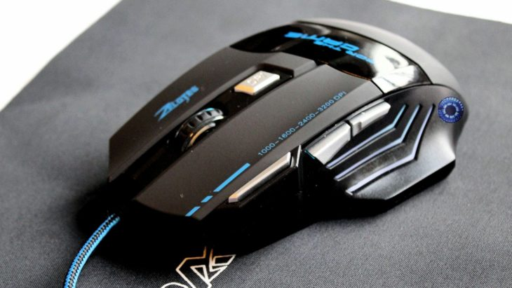 Компьютерная мышь Zelotes 5500 DPI