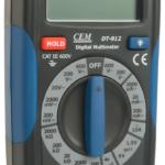 Тестер-мультиметр СЕМ DT-912