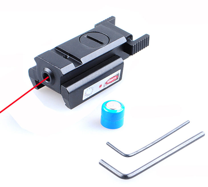 Точечный лазерный уровень