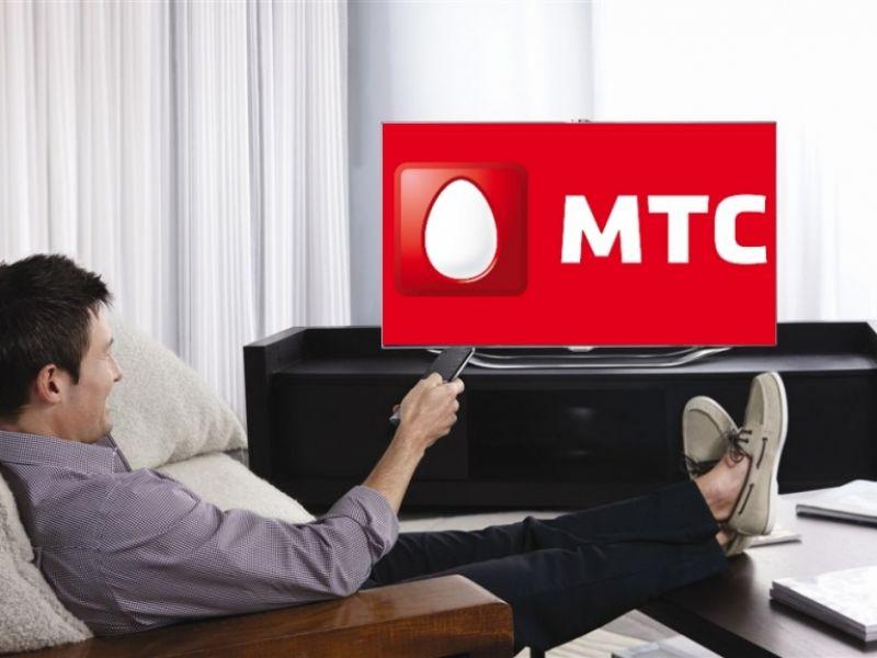 Как настроить спутниковое ТВ МТС