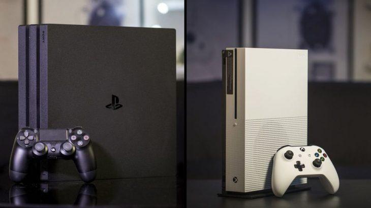 PS4 и Xbox One