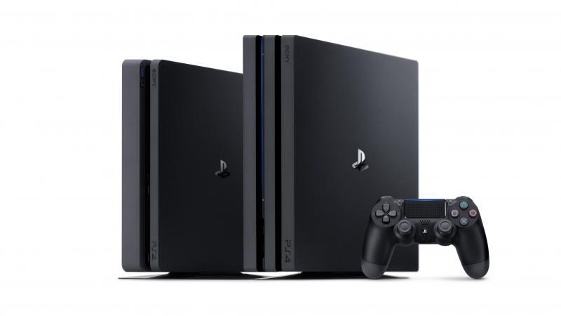 Чем отличается PS4 от PS4 Pro