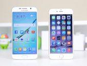 Смартфон и айфон