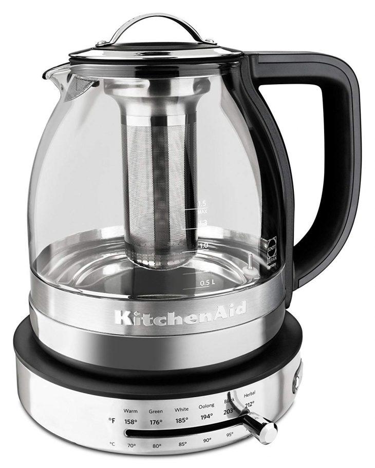 Чайник KitchenAid 5KEK1322SS