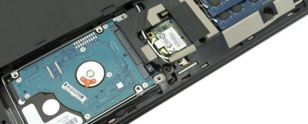 Что делать, если ноутбук не видит жёсткий диск