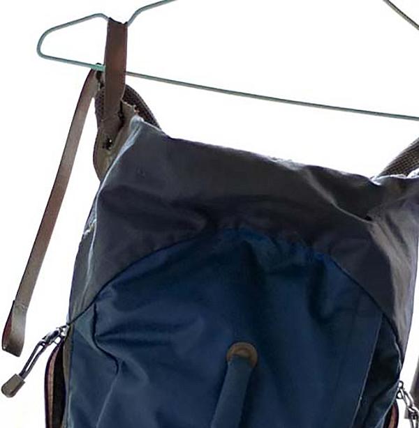Рюкзак на вешалке