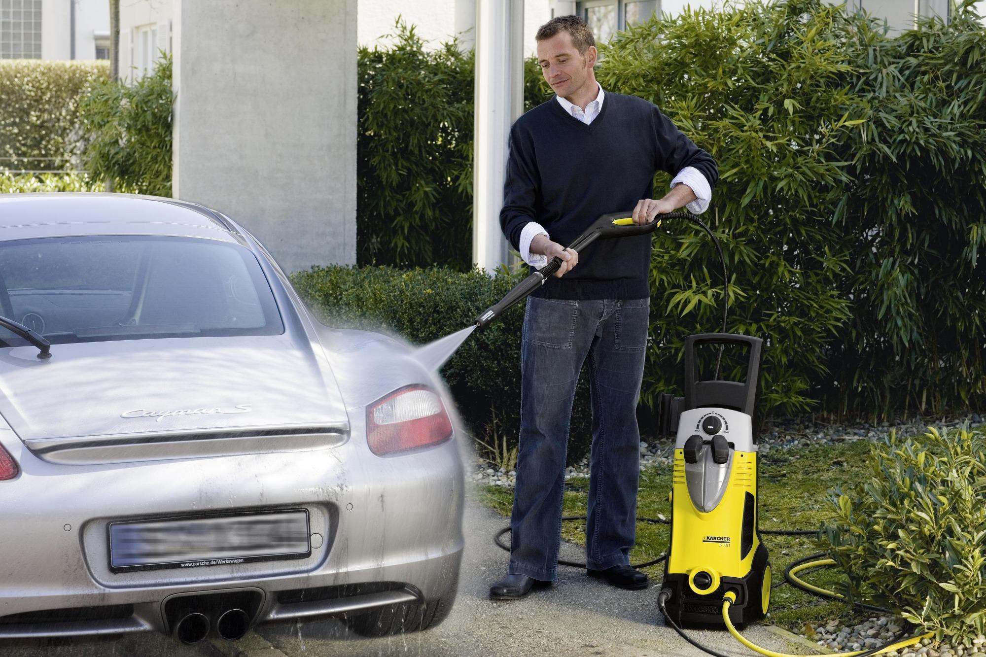 Как выбрать минимойку высокого давления для своего автомобиля