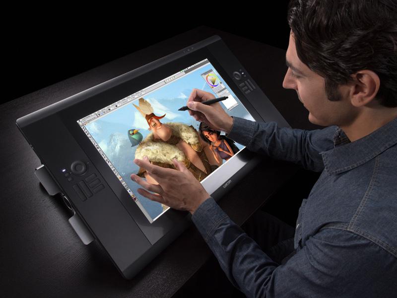 Как выбрать графический планшет: основные производители и важные характеристики