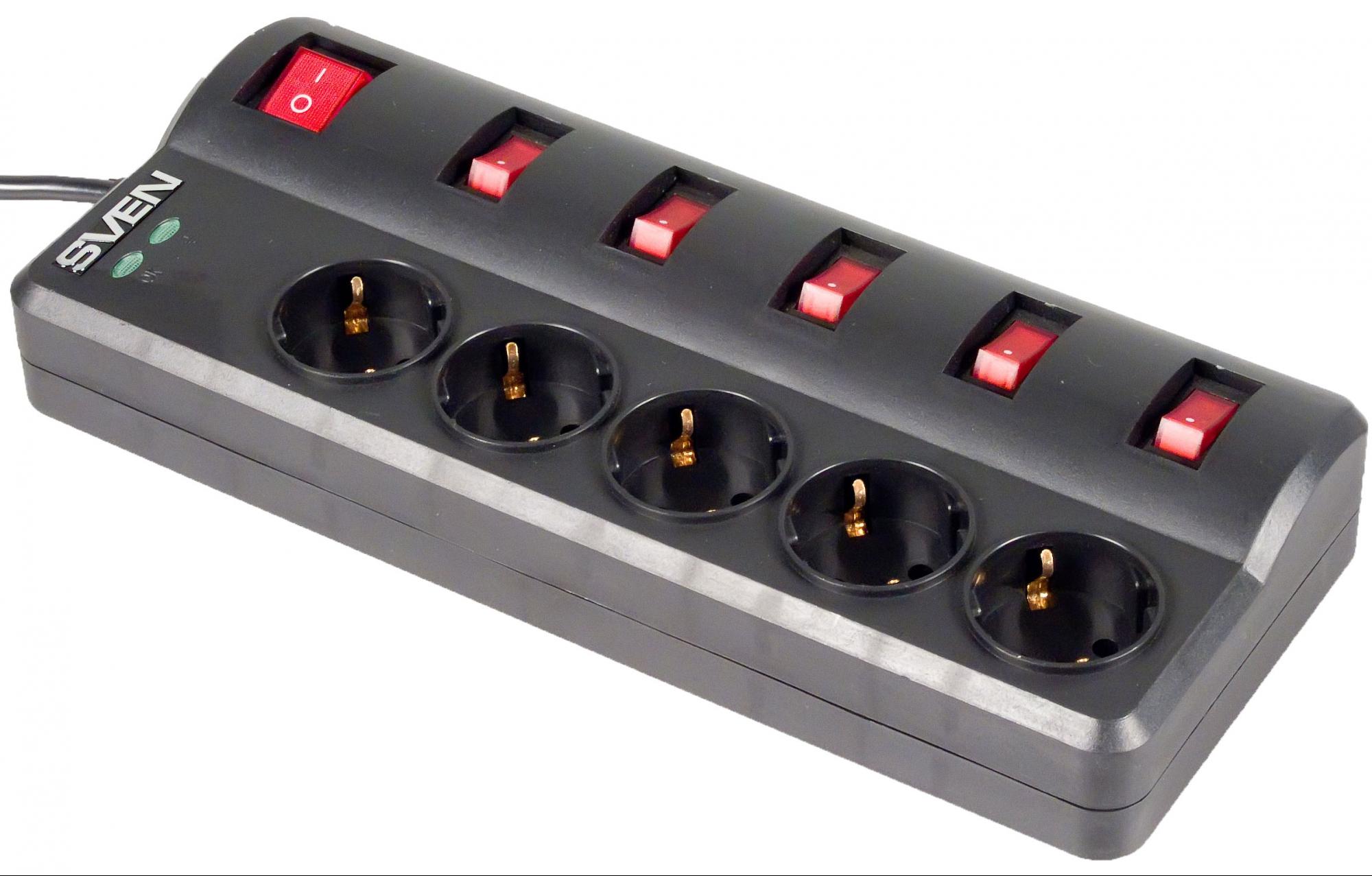 Как выбрать сетевой фильтр для защиты домашней электроники