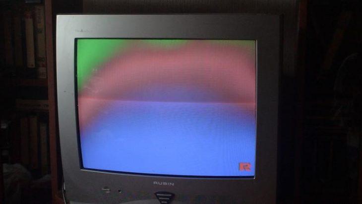 Рябь на экране ТВ