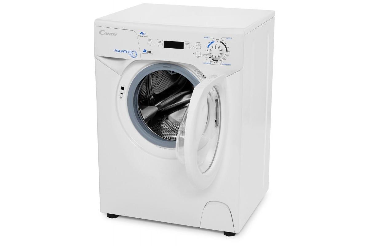 Ошибки стиральной машины Канди с дисплеем и без