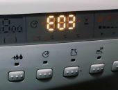 Ошибка Е03 на стиральной машине канди
