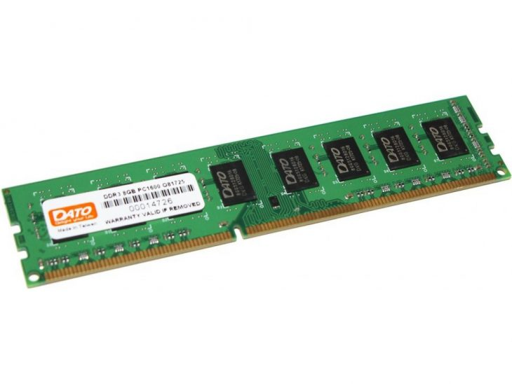 оперативная память на 8 Гб