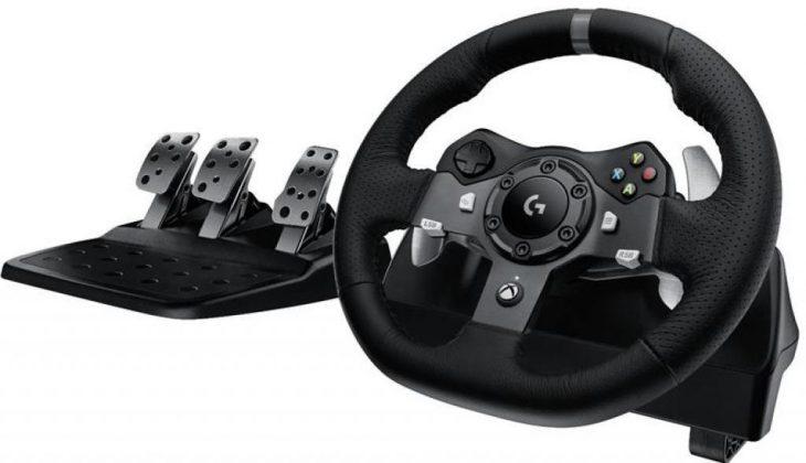 игровой руль для автосимуляторов