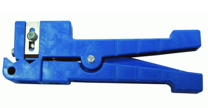 Стриппер для удаления лака с оптико-волокнистых проводников