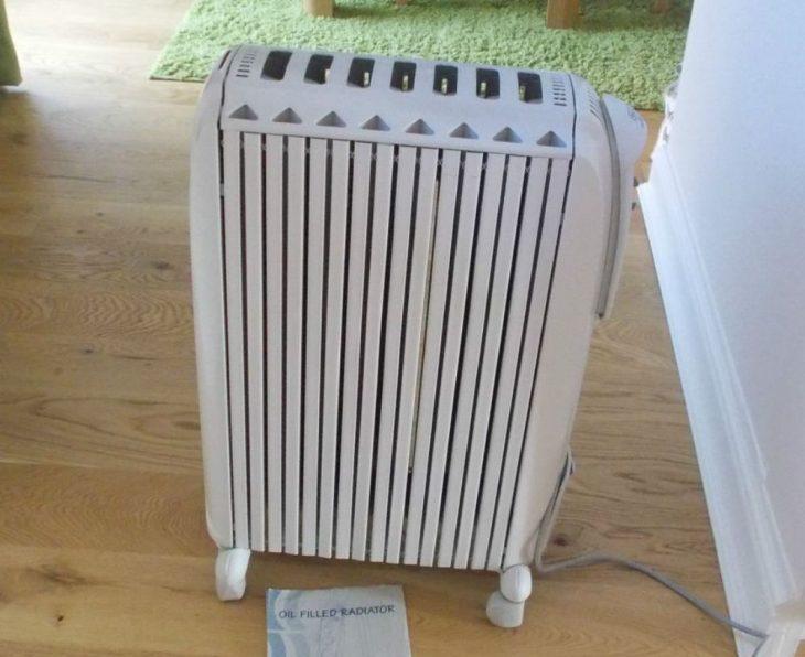 Радиатор с защитным кожухом