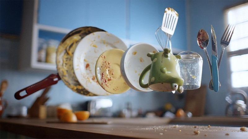 3 вещи, которым можно научиться у посудомоечной машины