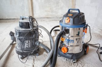 Выбор строительного пылесоса