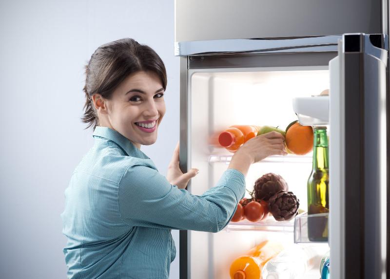 Забавный ритуал «Волшебный холодильник» для привлечения денег